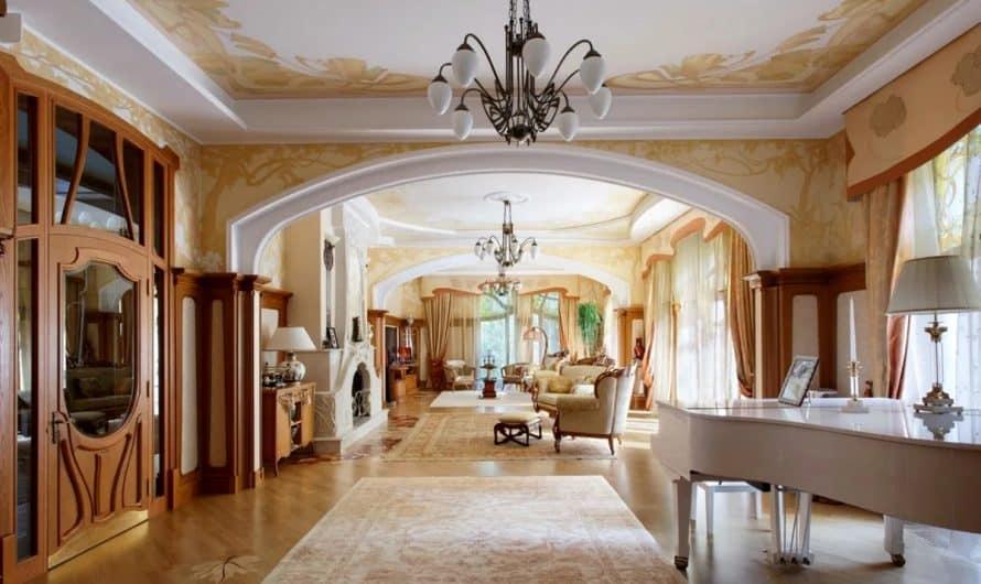 Design interior – Stilul arabesc