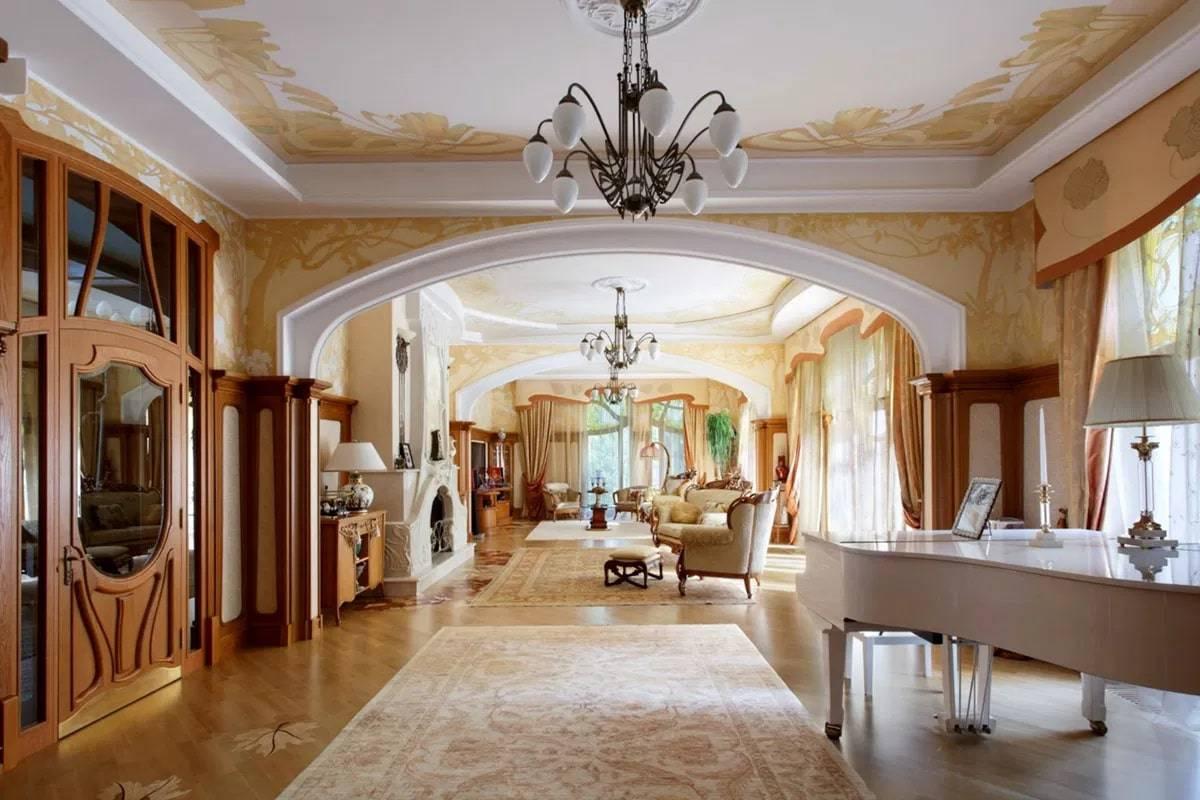 Design interior - Stilul arabesc