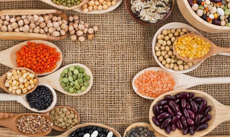 Boabele, sursă de proteine vegetale