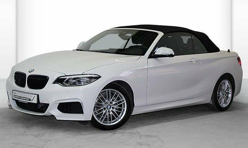 Cele mai cautate 3 modele de BMW auto rulate in stare tehnica exceptionala