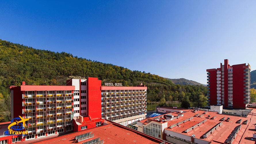 Hotel Oltul Caciulata