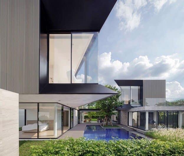 De ce să alegeți aluminiul în designul locuințelor